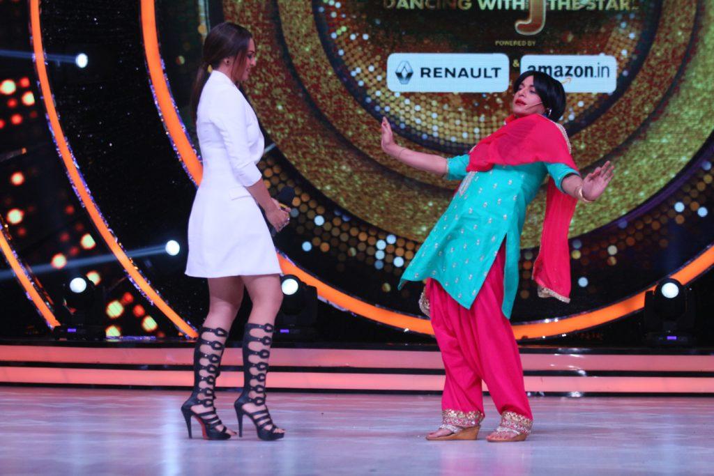 Chutki's comeback on Jhalak Dikhhla Jaa (9)
