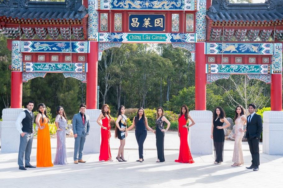 Miss india Photoshoot group 1