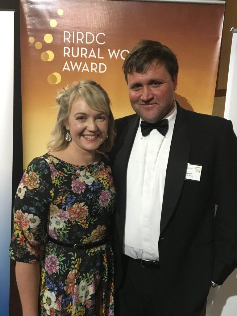 winner-of-the-2016-national-rirdc-rural-womens-award-sophie-hansen-and-her-husband-tim-hansen