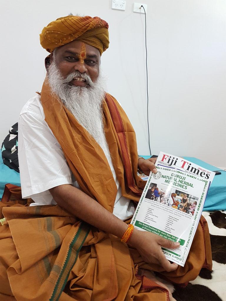 guruji-fijitimes